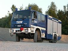 Gerätekraftwagen, 1. Bergungsgruppe, THW OV Dillingen